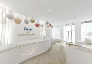 #ELLEBeautySpot : le pop-up store Dove