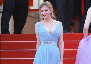 Le look du jour de Cannes : Kirsten Dunst, angélique en Schiaparelli