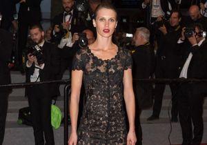 Le look du jour de Cannes : Marine Vacth en dentelle