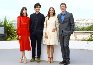 "Cannes 2017 : Louis Garrel ""Redoutable"" face à Bérénice Bejo"