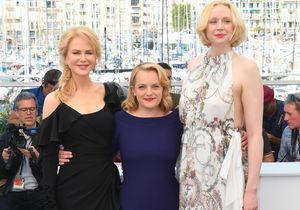 "Cannes 2017 : Nicole Kidman, Gwendoline Christie et Elizabeth Moss présentent ""Top of the Lake : China Girl"""