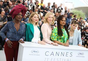 Cannes 2018 : Cate Blanchett et Kristen Stewart rayonnantes pour leur arrivée sur la Croisette