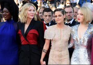 Cannes 2018 : Cate Blanchett, Kristen Stewart, Lea Seydoux... montée des marches glamour pour la cérémonie de clôture