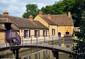 Visitez le moulin de Elsa Triolet et Louis Aragon