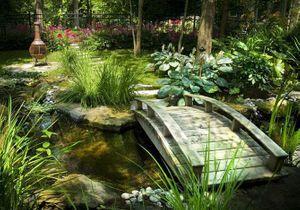 Les 5 secrets d'un jardin japonais