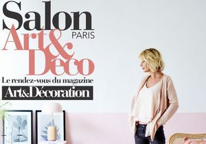 Vous refaites votre intérieur ? Alors rendez-vous au salon « Art&Deco » à Paris
