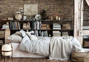 Une chambre cosy pour l'automne