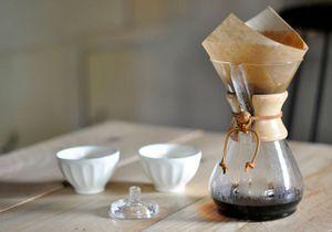 Le retour du café d'antan : filtre, à piston ou moka