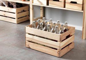 10 idées sympas pour ranger ses bouteilles