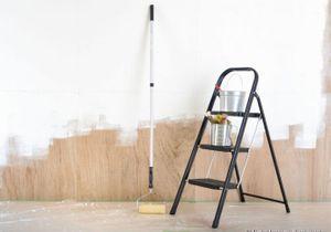 Peindre un mur ? Un jeu d'enfant !