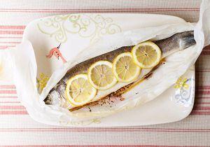 Maîtrisez la cuisson du poisson en papillote