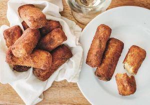 Inspiration tapas avec le menu du chef Julien Duboué
