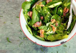 20 recettes d'épinards frais qui font envie