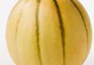 Que faire avec un melon charentais jaune ?
