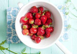 Nos 50 meilleures recettes de fraises