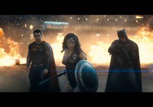 Batman V Superman : la nouvelle bande-annonce avec Wonder Woman