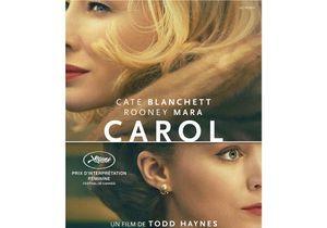 Gagnez des places pour le film « Carol » de Todd Haynes