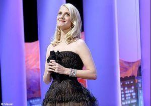 Mélanie Laurent, maîtresse de cérémonie confiante en Dior vintage
