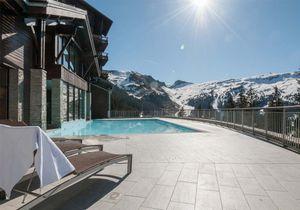 Partir au ski avec des enfants et ados en résidence Pierre & Vacances