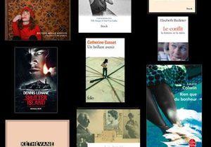Livres : le top ten de ELLE