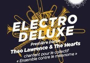 Concert : « Electro Deluxe » & « Big Band » se réunissent pour un concert au profit du « collectif contre le Mélanome »