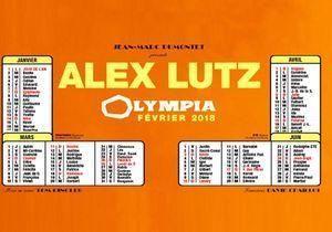 Alex Lutz à L'Olympia : le meilleur ami de la femme, c'est lui