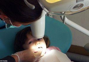 Un enfant sur cinq n'est jamais allé chez le dentiste