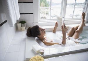 Prendre un bain serait aussi bénéfique que faire un footing