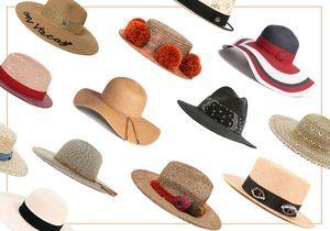 25 chapeaux de paille qui nous font de l'œil