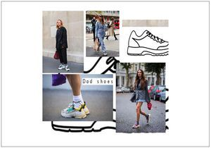 Comment porter les dad shoes
