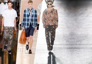 Défilés: comment s'habilleront nos hommes l'été prochain