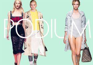 Fashion Week : les tops qu'on a revus sur les podiums