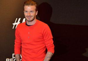 J'ai parlé lingerie avec David Beckham