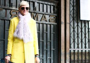 Une fille, un style : Elisa Nalin et sa mode en Technicolor