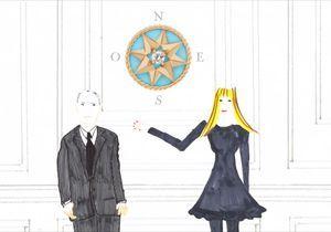 Exclu vidéo : la nouvelle collection de petite joaillerie Dior « Rose des Vents »
