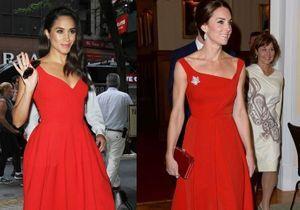 Jumelles de style : toutes les fois où Meghan Markle s'est inspirée des looks de Kate Middleton