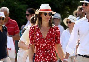 Pippa Middleton, son sublime look de femme enceinte