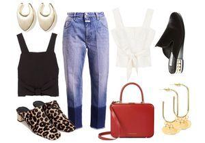 Comment porter le jean large ?