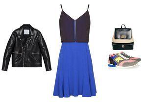 Trois façons de recycler sa robe d'été à la rentrée