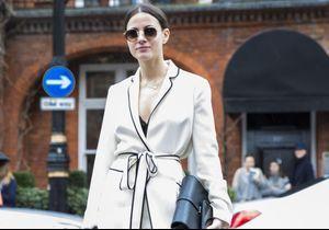 Street style : 20 façons de porter le blanc cet hiver