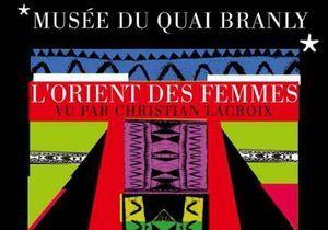 Christian Lacroix et l'élégance des femmes orientales