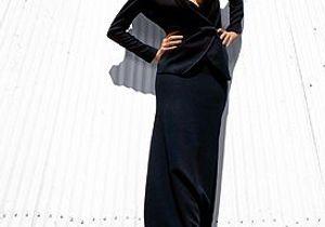 Claudia Schiffer, le nouveau visage d'Yves Saint Laurent