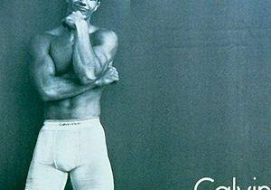 Et si votre homme était l'égérie de Calvin Klein ?