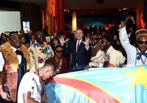 L'instant mode : les sapeurs de Kinshasa au Palais de Tokyo