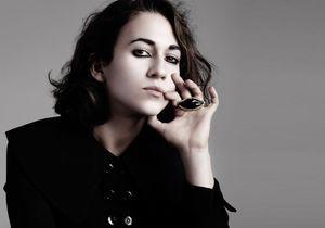 L'interview sous le parasol de Delfina Delettrez