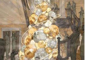 Christopher Bailey dessinera l'arbre de Noël du Claridge's