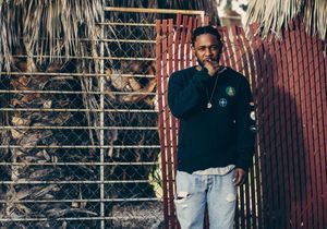 #ELLEfashionCrush : la Club C de Reebok x Kendrick Lamar