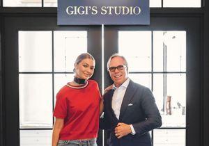 Gigi Hadid, nouvelle ambassadrice Tommy Hilfiger