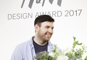 H&M Design Award 2017 : Richard Quinn fait triompher la mode britannique