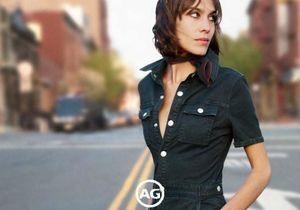 L'instant mode: Alexa Chung reprend du service pour AG Jeans